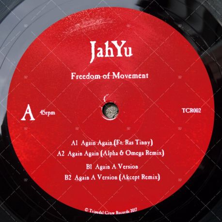 JahYu - Freedom Of Movement