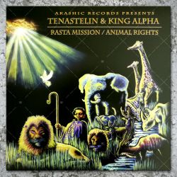 Tena Stelin & King Alpha - Rasta Mission