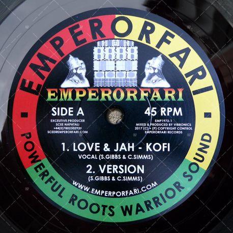 Kofi - Love & Jah