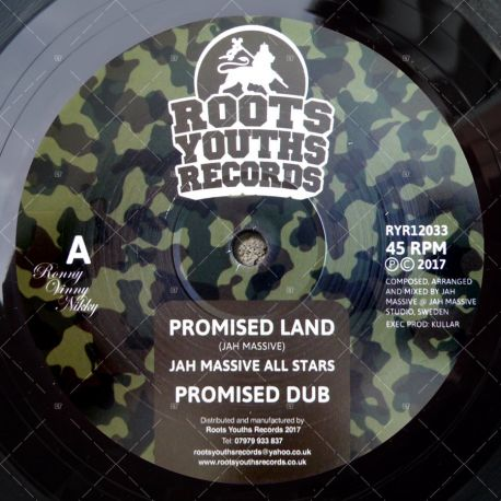 Jah Massive - Promised Land