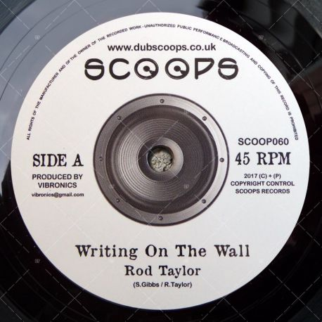 Rod Taylor - Writing On The Wall