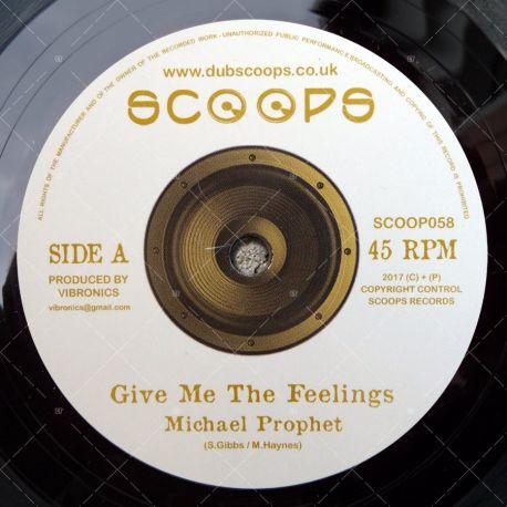 Michael Prophet - Give Me The Feelings