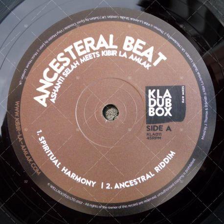 Ashanti Selah meets Kibir La Amlak - Ancestral Beat