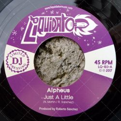 Alpheus - Just A Little