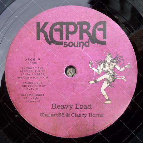 Charlat58 & Classy Horns - Heavy Load