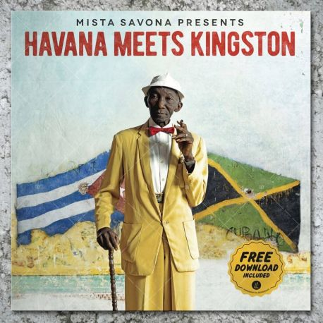 Mista Savona Presents: Havana Meets Kingston