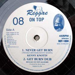Kenny Knotts - Never Get Burn