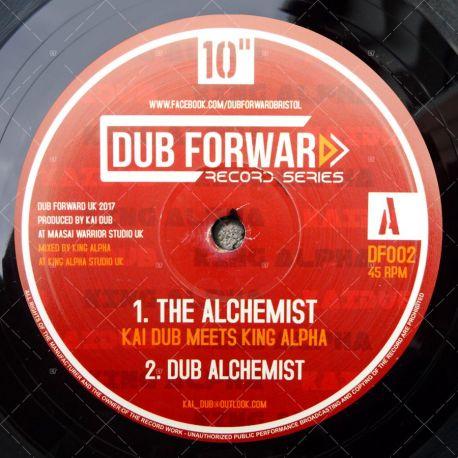 Kai Dub meets King Alpha - The Alchemist