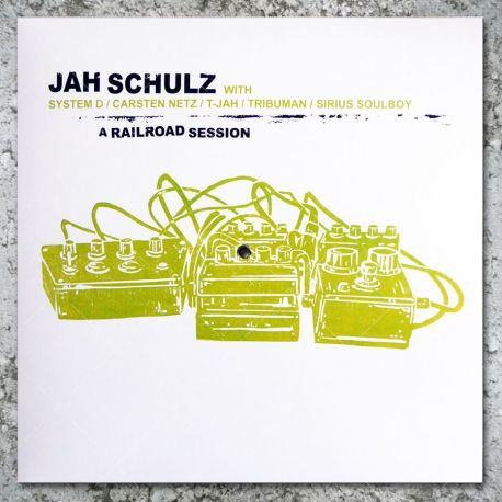 Jah Schulz - A Railroad Session