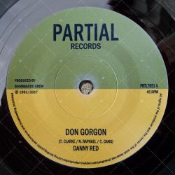 Danny Red - Don Gorgon