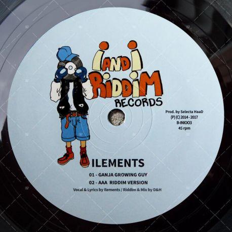 I-Lements - Bad To Di Bone