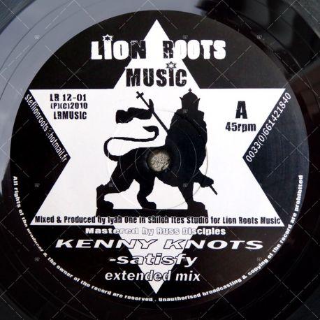 Kenny Knots - Satisfy / Princess Thundah - Wrong Road
