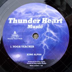 King Alpha - Yoga Teacher