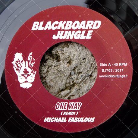 Michael Fabulous - One Way