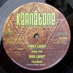 Paul Fox - First Light