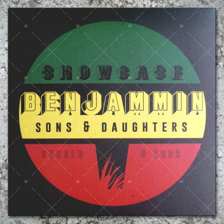 Benjammin - Sons & Daughters (Vocals & Dubs)