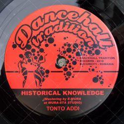 Tonto Addi - Historical Knowledge
