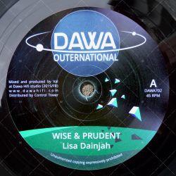 Dawa Hifi feat. Lisa Dainjah - Wise & Prudent