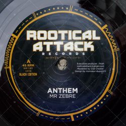 Mr Zebre - Anthem