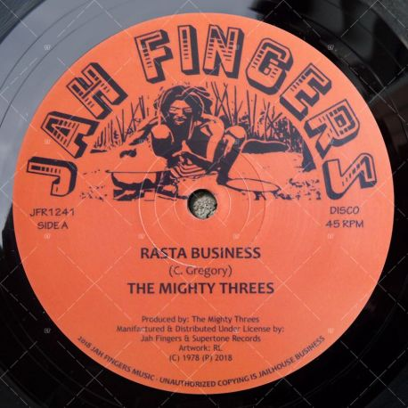 Mighty Trees - Rasta Business