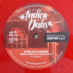 Indica Dubs meets Shiloh Ites - African Sunrise
