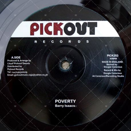 Barry Issac - Poverty