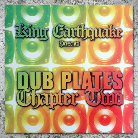 King Earthquake - Dubplates Chapter 2