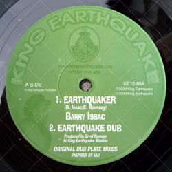 Barry Issac - Earthquaker