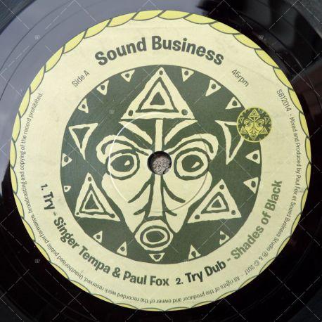 Singer Tempa & Paul Fox - Try