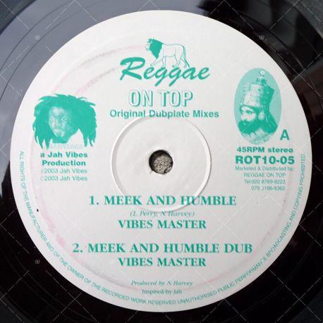 Vibes Master - Meek And Humble