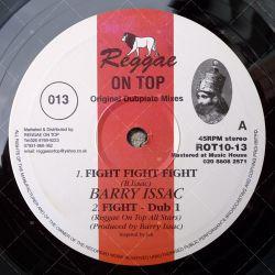 Barry Issac - Fight Fight Fight
