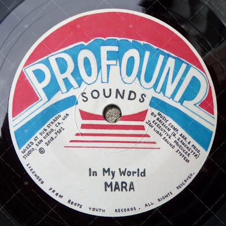 Mara - In My World