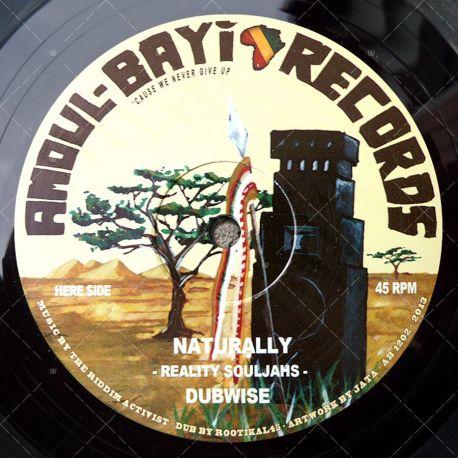 Reality Souljahs - Naturally