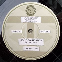 Ashanti Selah feat. Dan I Locks - Solid Foundation