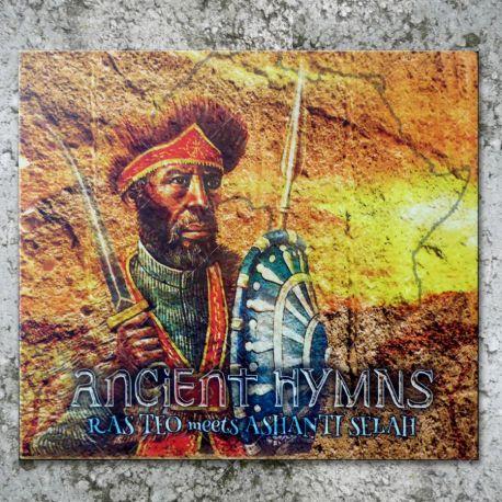 Ras Teo meets Ashanti Selah - Ancient Hymns