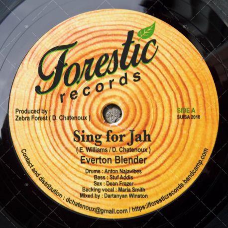 Everton Blender - Sing For Jah