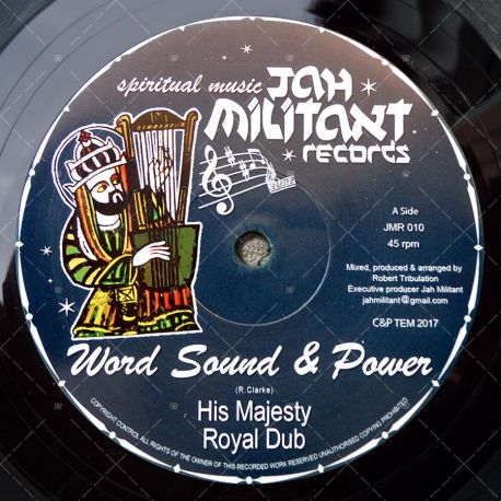 Word Sound & Power - His Majesty
