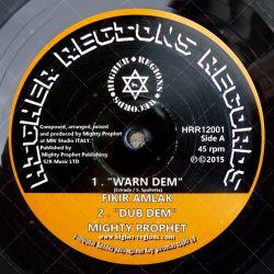 "Higher Regions Records (12"")"
