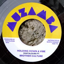 Brother Culture - Holding Down A Vibe