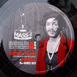 Ras Daniel Ray - Love Dub