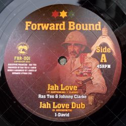 Ras Teo & Johnny Clark - Jah Love