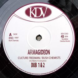 Culture Freeman - Armagideon