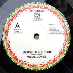 Vivian Jones - Serve Tee