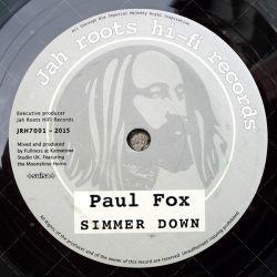 Paul Fox - Simmer Down