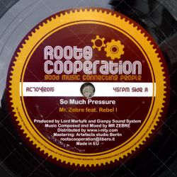 "RC704 - Roots Cooperation (7"")"