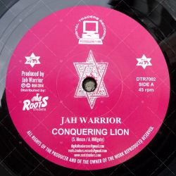 Jah Warrior - Conquering Lion
