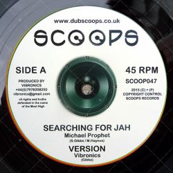 Michael Prophet - Searching For Jah