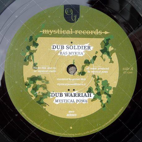Ras Mykha - Dub Soldier