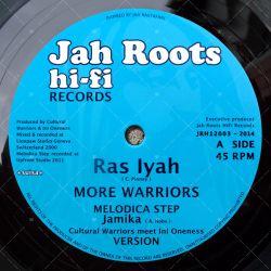 Ras Iyah - More Warriors