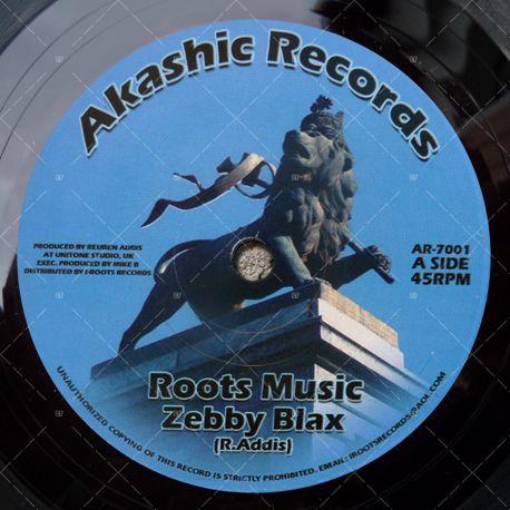 Zebby Blax - Roots Music